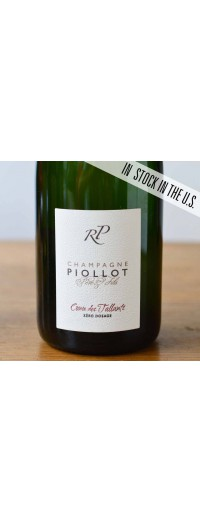 Champagne Piollot - Come des Taillants Brut Nature