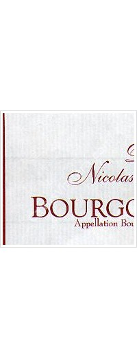 Domaine Nicolas Maillet - Bourgogne rouge 2015
